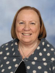 Kaye Fitton - Principal
