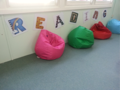 comfy young readers photo