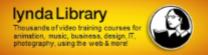 lynda library logo