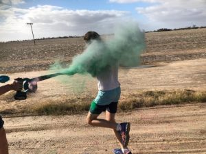 Coomandook Area School Colour Run