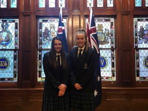 Coomandook Student Leaders visit Government House